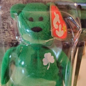 TY Erin, The Irish Beanie Bear, McDonald's…